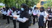 Calon Pegawai Negeri Sipil (CPNS) dan Pegawai Pemerintah dengan Perjanjian Kerja (PPPK) non-Guru bersiap mengikuti ujian. (Foto: Diskominfo Pemalang)
