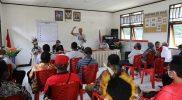 Ganjar Pranowo berkunjung ke Kampung Yoka di Distrik Heram Kota Jayapura. (Foto: Humas Jateng)
