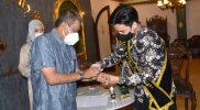 Haryadi Suyuti saat menghadiri famtrip yang diselenggarakan Dinas Pariwisata Kota Yogyakarta. (Foto: Humas Pemkot Yogya)