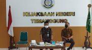 Kepala Kejaksaan Negeri Kabupaten Temanggung I Wayan Eka Miartha saat ramah tamah dengan sejumlah awak media. (Foto: MC.TMG)
