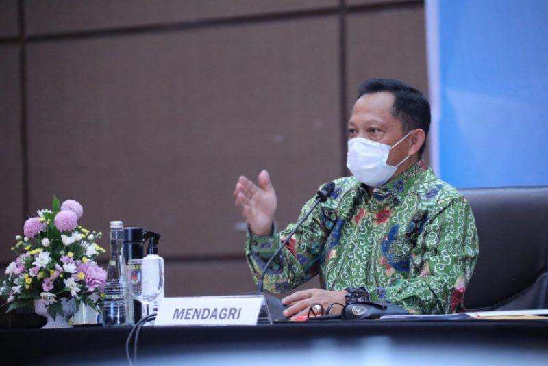 Mendagri M. Tito Karnavian. (Foto: kemendagri.go.id)
