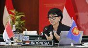 Menteri Luar Negeri RI Retno Marsudi. (Foto: Kemlu RI)