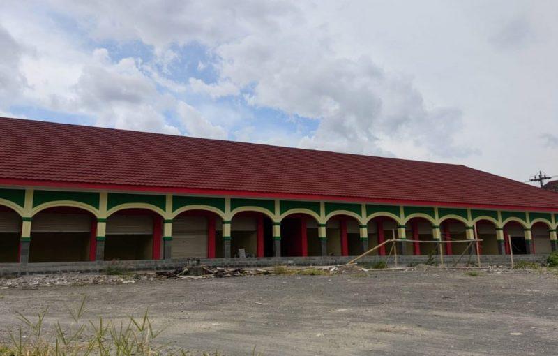 Revitalisasi Pasar Gede Klaten akan kembali dimulai November 2021 mendatang dan ditargetkan rampung akhir 2022. (Foto: Diskominfo Klaten)