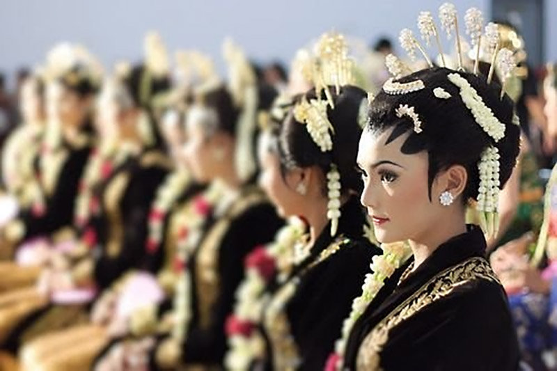 Ilustrasi perempuan Jawa. (Foto: MC Prov Jatim)