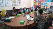 Rapat koordinasi lintas sektor membahas penanganan anak tidak sekolah (ATS) di Wonosobo. Diketahui ada sebanyak 27.181 anak dalam rentang usia 7-18 tahun di 15 Kecamatan masuk kategori belum pernah sekolah dan tidak sekolah lagi. (Foto: Mc DisKominfo Kab Wonosobo)
