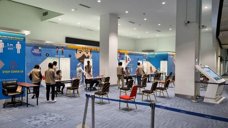 Dengan adanya peningkatan kapasitas PCR yang ada, pembatasan penumpang di Bandara Soetta sudah tidak diperlukan. (Foto: Dokumentasi Humas Kemenhub)
