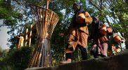 Desa Wisata Sumberbulu mengusung konsep memberdayakan masyarakat sekitar, baik dari kalangan karang taruna, petani, dan pelaku UMKM. (Foto:Diskominfo Jateng)