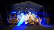 WJNC #6 mengusung tema Semar Boyong yang menceritakan tentang Poncowati yang terkena pagebluk, lalu bisa terhindar karena Kembang Wijaya Kusumo dan Cangkok Wijaya Mulyo pulih kembali di tangan Semar. (Foto: Humas Pemkot Yogya)