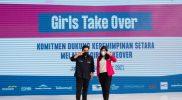 Kampanye #GirlsTakeOver lebih dari memberi kesempatan sehari jadi pemimpin di BUMN. (Foto: InfoPublik.id)